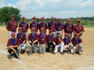 14U champs